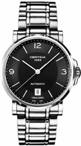 Certina Herren-Armbanduhr XL Analog Automatik Edelstahl C017.407.11.057.00 -