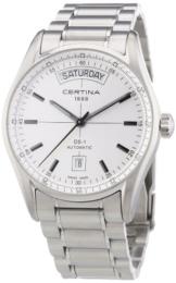 Certina Herren-Armbanduhr XL Analog Automatik Edelstahl C006.430.11.031.00 -