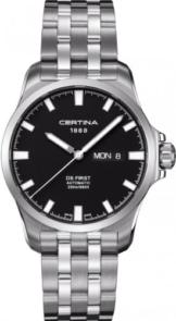 Certina Herren-Armbanduhr XL Analog Automatik C014.407.11.051.00 -