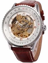 KS Automatikuhr groß Herren Uhr Mechanische Automatik Uhr Herrenuhr Armbanduhr -