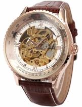 KS Automatikuhr groß Herren Uhr Mechanische Automatik Uhr Herrenuhr Armbanduhr KS113 -