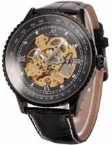 KS Automatikuhr XXL groß Herren Uhr Mechanische Automatik Uhr Herrenuhr Armbanduhr KS114 -