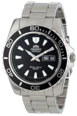 Orient Men's Black Mako Automatic Dive Watch CEM75001B -