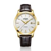 Rotary Herren - Armbanduhr Analog Automatik GS00657/06 -