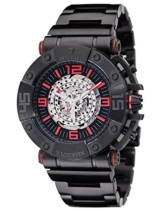 DETOMASO Herren-Armbanduhr Machineer Analog Automatik DT-ML102-A -