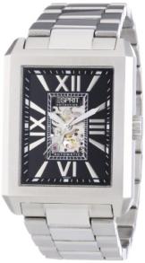 Esprit Collection Herren-Armbanduhr Xanthos Black Analog Automatik Edelstahl EL101051F06 -