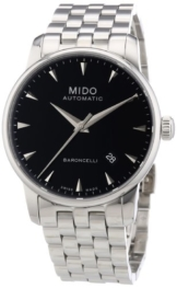 MIDO Herrenuhren-Automatikuhr Baroncelli Ii Herrenuhr Ø 38mm  M86004181 -