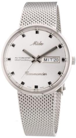 MIDO Herrenuhren-Automatikuhr Commander Herrenuhr M842942111 -