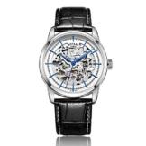 Rotary Herren-Armbanduhr Analog Automatik Leder - GS00342/06 -