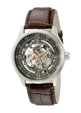 Stuhrling Original 730.02 Herren-Armbanduhr Analog Automatik Leder -