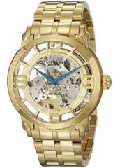 Stuhrling Original Herren-Armbanduhr Analog Automatik Edelstahl 165B2B.335B1 -